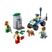 LEGO Set de politie pentru incepatori (60136)