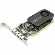 PNY Quadro NVS 510 Graphic Card - 2 GB DDR3 SDRAM - PCI Express 3.0 x16 - Low-profile - 3840 x 2160 - Fan Cooler - OpenGL 4.3, DirectX 11.0, DirectCompute, OpenCL - DisplayPort - VCNVS510DP-PB