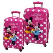 Disney Mickye & Minnie gyermekbőrönd
