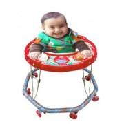 Suraj baby 8 wheel red color walker for your kids SE-W-45