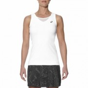 Asics Tank Athlete 2017 weiss Damen