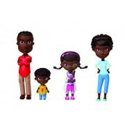 Doc McStuffins Doc and Friends Mini Figure Family Pack