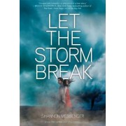 Sky Fall #2: Let the Storm Break by Shannon Messenger