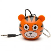 Boxa portabila KitSound MyDoodles Trendz Mini Buddy Tiger