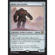 Magic: the Gathering - Bosh, Iron Golem (230/337) - Commander 2014 by Magic: the Gathering