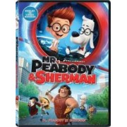 Mr. Peabody and Sherman DVD 2014