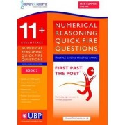 11+ Numerical Reasoning for CEM: Quick Fire Questions Multiple Choice: Book 2 by ElevenPlusExams