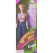 Barbie HAPPENIN' HAIR BARBIE Doll Blond 2000
