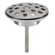 Plug Messing Chroom 5/4