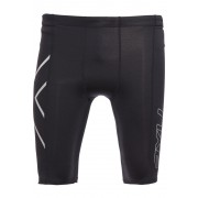 2XU Compression Pantaloni da corsa Uomini nero S Pantaloncini da corsa