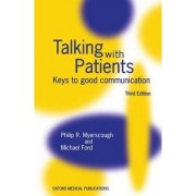 Talking with Patients by P.R. Myerscough
