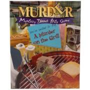 Murder on the Grill - Murder Mystery Game (Versión Inglés)