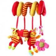 Плюшена играчка за кошарка и количка Калинки - 999 Babyono, 9070023