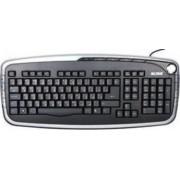 Tastatura mulimedia Acme KM-05 Neagra