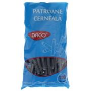 Patroane cerneala Daco 100 buc - albastre