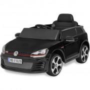"""vidaXL детска кола """"VW Golf GTI 7""""с дистанционно управление, черна"""