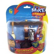 Mike the Knight Quintain Training Machine Figure