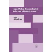 Feminist Critical Discourse Analysis by Michelle M. Lazar