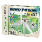 Wind Power Science Kit Includes Bonus Pop Toob!