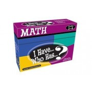 I Have Who Has Math Games Gr 3-4
