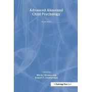 Advanced Abnormal Child Psychology by Michel Hersen