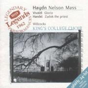 Haydn/ Vivaldi/ Handel - Nelson Mass/ Gloria// Zadok (0028945862323) (1 CD)