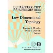 Low Dimensional Topology by Tomasz Mrowka