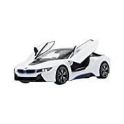Jamara Scale 1:14 BMW I8 Remote Controlled Car (White)