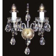 Crystal wall sconce 4031 02/02-669SW