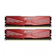 Memorie ADATA XPG V1.0 OC 16GB DDR3 1866 MHz Dual Channel CL10