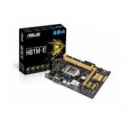 Tarjeta Madre ASUS H81M-C/CSM, Chipset Intel H81, Socket 1150, DDR3, SATA, SATA II, SATA III