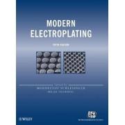 Modern Electroplating by Mordechay Schlesinger