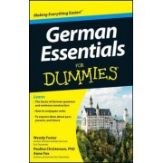 German Essentials For Dummies by Wendy Foster