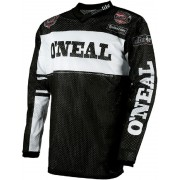ONeal Ultra Lite 75 - Maillot manches longues - blanc/noir XL 2017 Maillots Downhill / Freeride