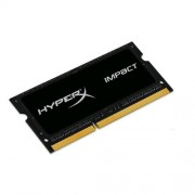 Kingston 4GB DDR3L-1866MHz SODIMM CL11 HyperX Impact, 1.35V