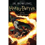 J.K. Rowling Harry Potter and the Half-Blood Prince: 6/7