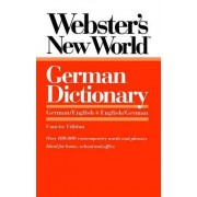 Webster's New World German Dictionary by Burnett
