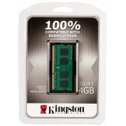Kingston 4GB DDR3 PC3L 1600MHz Low Voltage SODIMM Laptop Ram (KCP3L16SS8-4)
