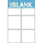 The Blank Comic Book Panelbook - Basic, 7x10, 127 Pages by About Comics