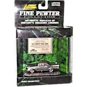 Johnny Lightning - Fine Pewter Collection - 57 Chevy Bel Air