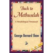 Back to Methuselah by George Bernard Shaw