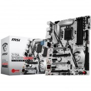 MSI Computer ATX DDR4 Motherboard Z170A XPOWER GAMING TITANIUM EDITION