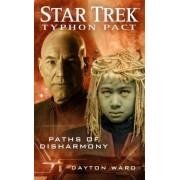 Typhon Pact #4: Paths of Disharmony by Dayton Ward