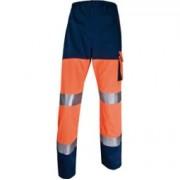 > PANTALONE ALTA VISIBILITA' PHPAN arancio fluo Tg. XL (unit