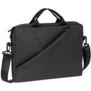 RivaCase 13 inch Laptop Messenger Bag(Grey)
