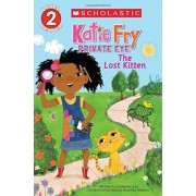Katie Fry, Private Eye #1: The Lost Kitten by Katherine Cox