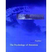 The Psychology of Attention by Harold E. Pashler