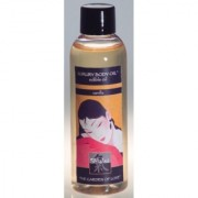 SHIATSU afrodiziakální olej s vůní vanilky