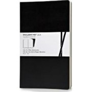 Moleskine Volant Large Plain Black 2-set by Moleskine