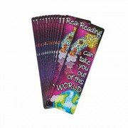 "Reading Can Take You Out of This World"""" Bookmarks - Bookmarks"